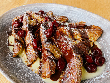 Croissant Bread French Toast