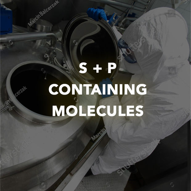 S + P CONTAINING MOLECULES