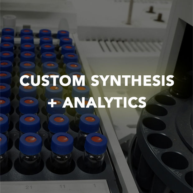 CUSTOM SYNTHESIS + ANALYTICS