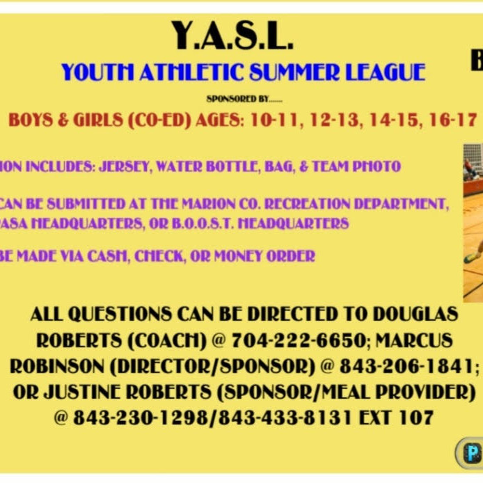 Youth Athletic Summer League