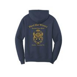 HOODIE / SECOND CLASS DIVER