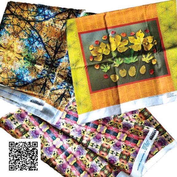 Nature w_ QR code Spoonflower.jpeg