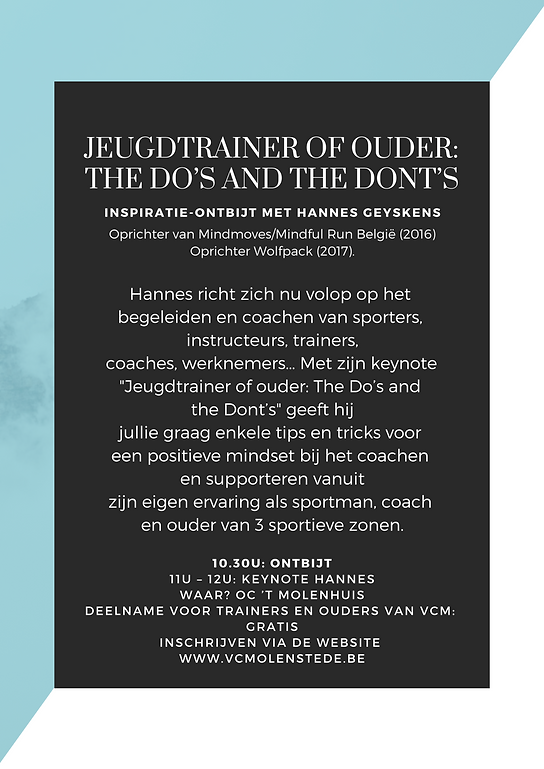 Jeugdtrainer_of_ouder__The__Do's_and_the