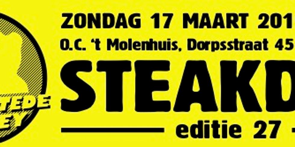 27ste Steakdag