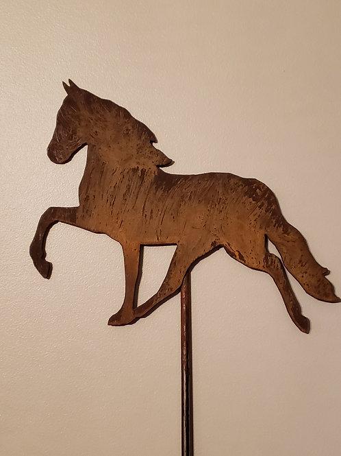 Horse Garden Stake
