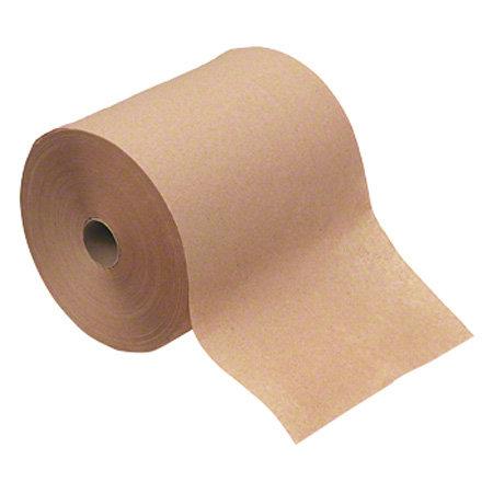"""8""""x800' Brown Paper Towel"""
