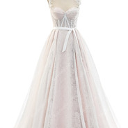 Sweetheart-Neck-Pinkish-Corset-A-line-Br