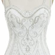 Luxury-Vintage-Sparkly-Long-Mermaid-Wedd