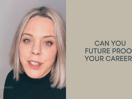 Can You Future Proof Your Career?