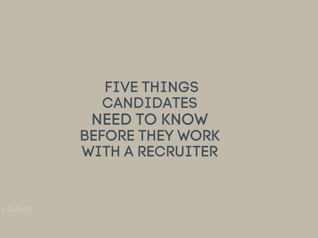 Five Things You Need to Know