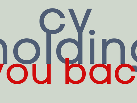 Join Me for a CV Workshop