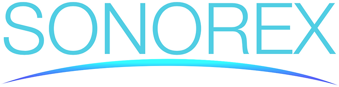 Sonorex blue logo.png