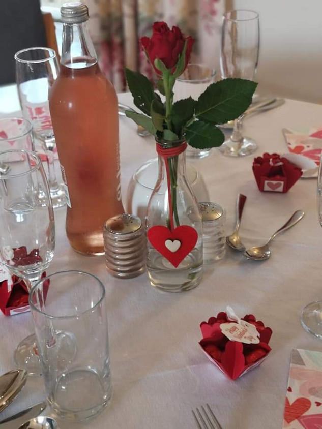 Valentines' event