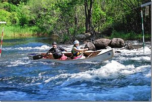 White-water race to commemorate anniversary of river preservation
