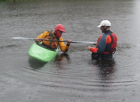 Whitewater Kayaking Instruction, New Hampshire