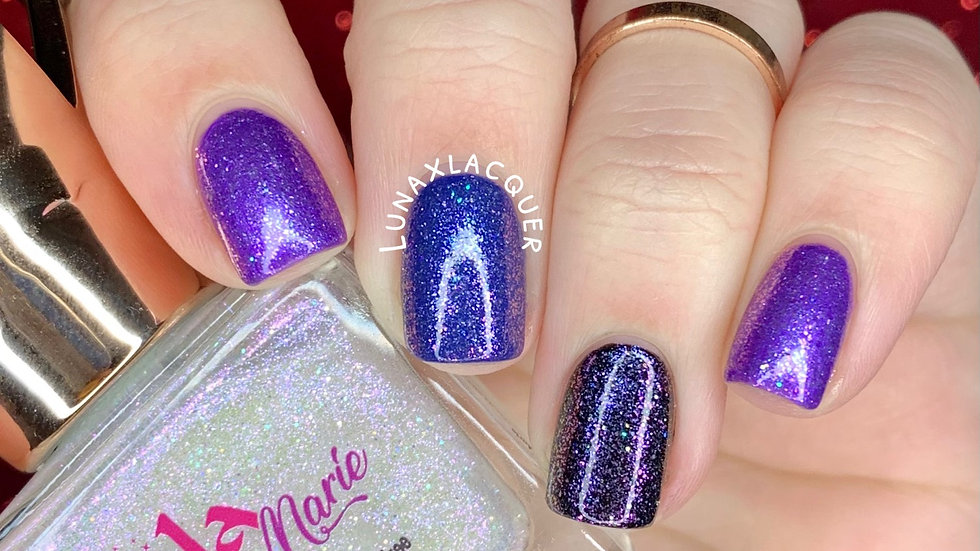Shimmer Baby (Perfect Topper)