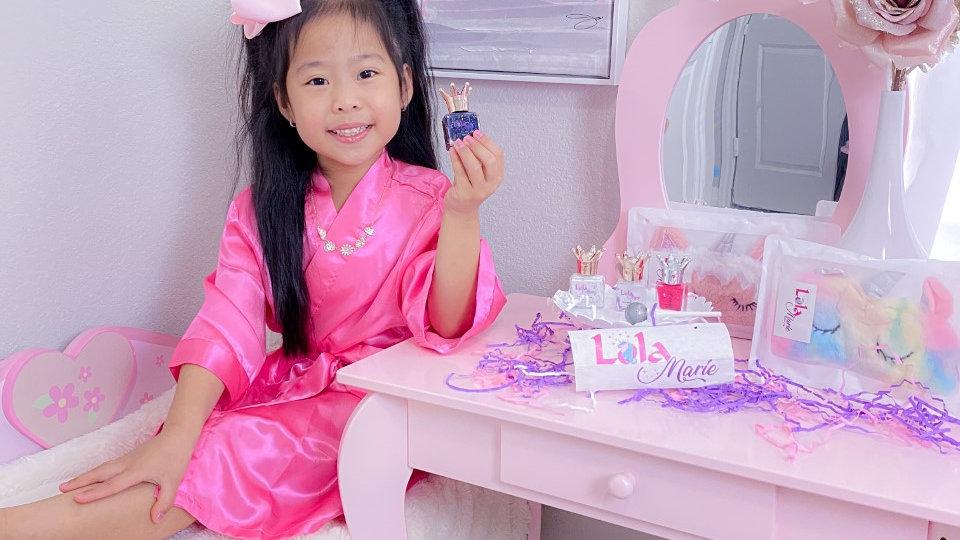 Hot Pink Satin Robe Princess Ultimate Set