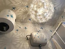 bathroom ;-)