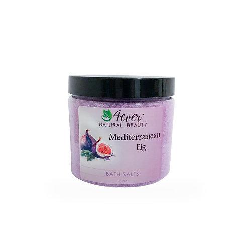 Mediterranean Fig Bath Salts