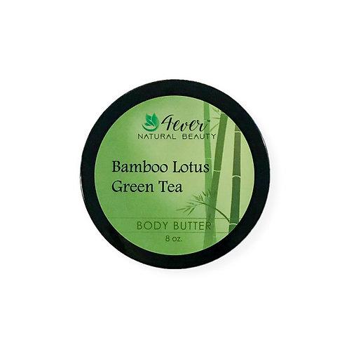 Bamboo Lotus Green Tea Body Butter
