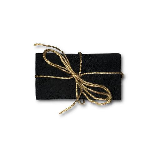 Men's Charcoal Hemp Soap (package of 2)