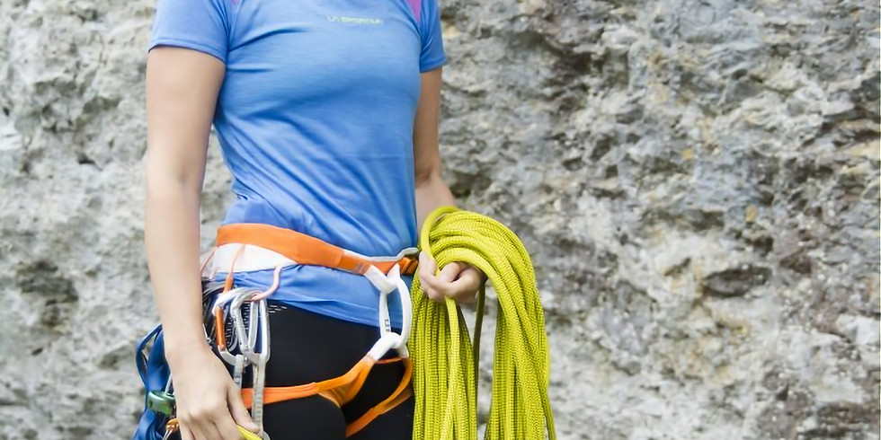 Mötesplats och prova på-klättring Sthlm
