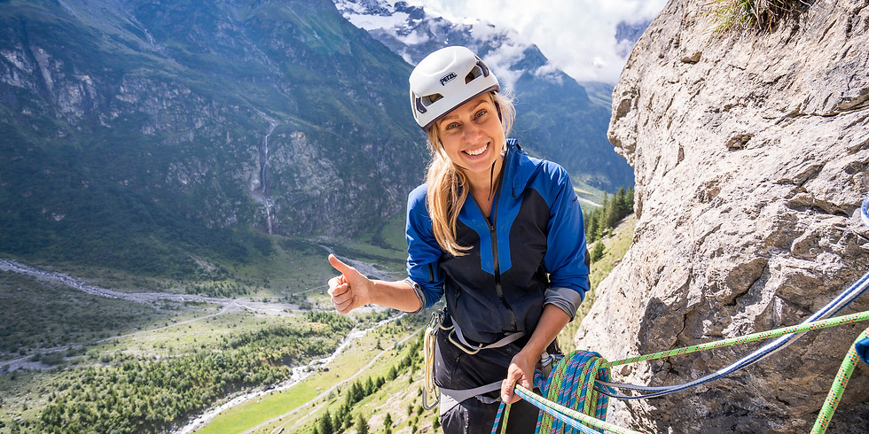Klättring - vad du behöver veta om klättring ute!