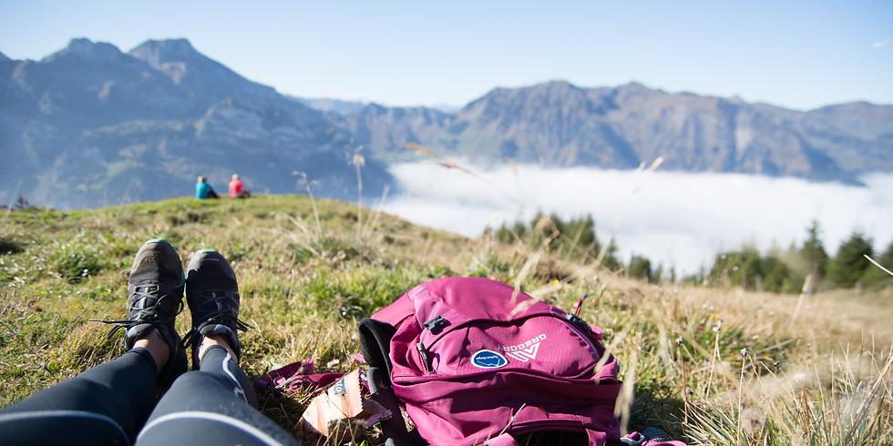 Community-hikes around Switzerland