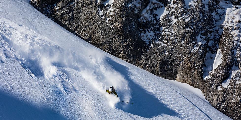 Skiers försäsongsträning