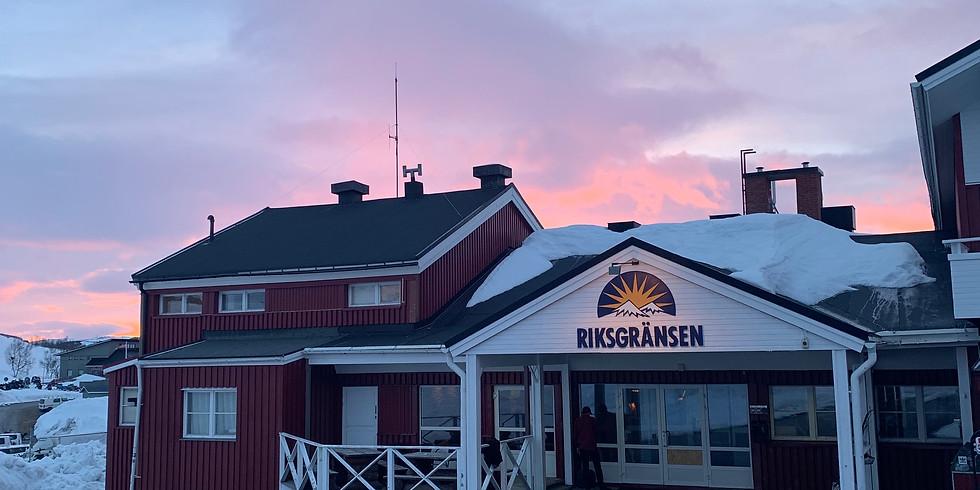 Guidade toppturer Valborg Riksgränsen