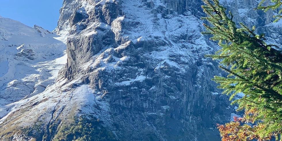 Offpist och bergsturer i Chamonix
