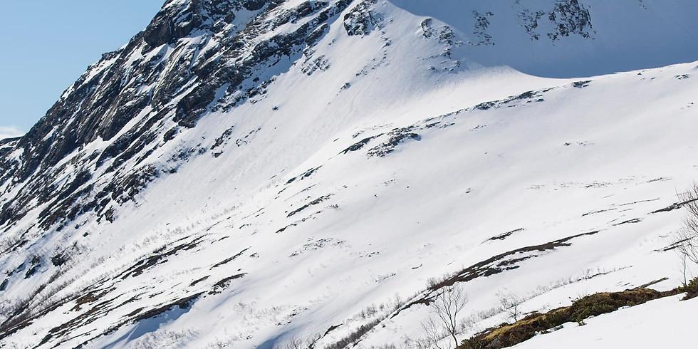 Guidad topptur Riksgränsen