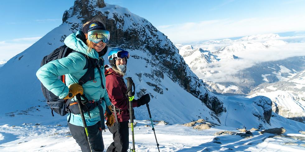 Skidutveckling weekend Engelberg