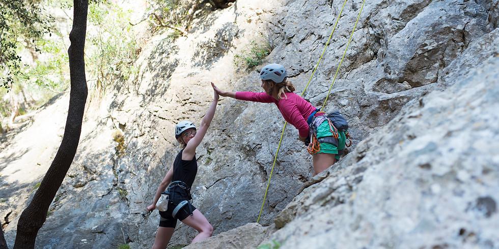 Weekend klättring Mallorca