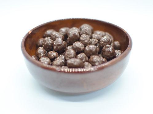 Chocolate Oscuro con Maní Get Nuts