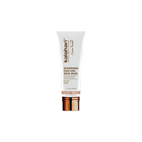 Nourishing Face and Neck Mask 50 ml