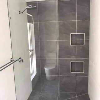 stunning bathroom shower sealing Gold Coast
