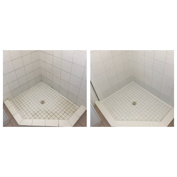 reseal without removing tiles by the best shower sealing Gold coast