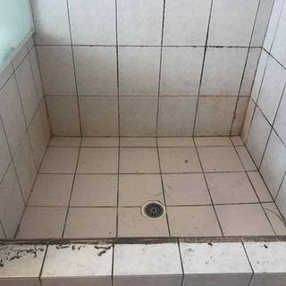 before shower repair by Sealed Right