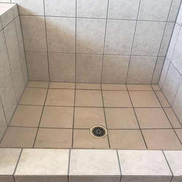 after shower sealing by Sealed Right
