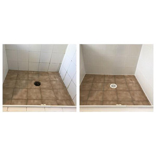 Before & after shower repairs Gold Coast