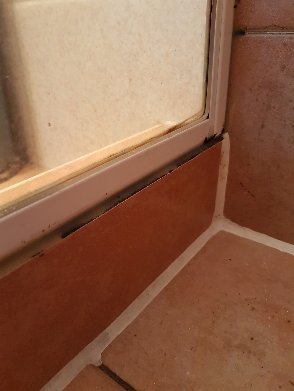 Shower repair & shower sealing for mouldy showers on the Gold Coast