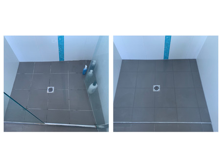 Shower Sealing can make a world of difference