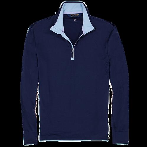 Ralph Lauren Boy's half-zip pullover