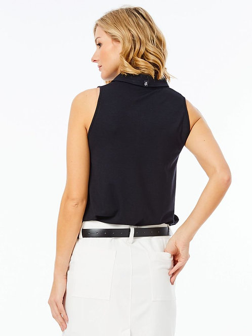 Belyn Key Cutaway Sleeveless