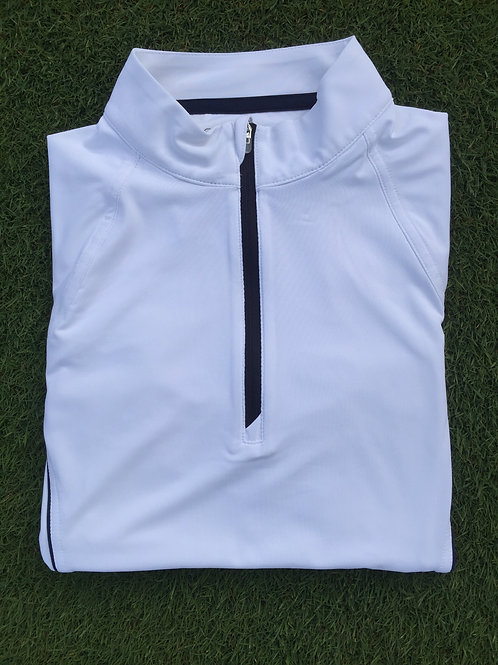 Nike Juniors Polo (white)