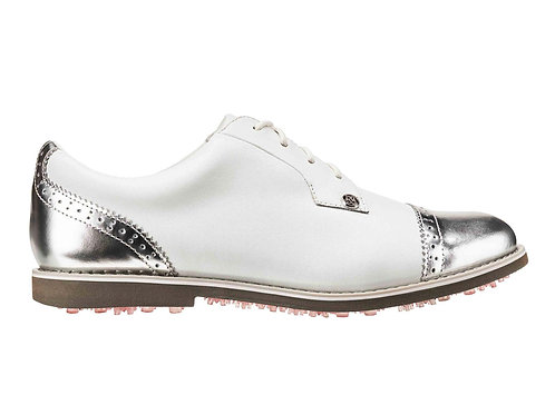 WOMEN'S CAP TOE GALLIVANTER (SNOW/SHARK SKIN)