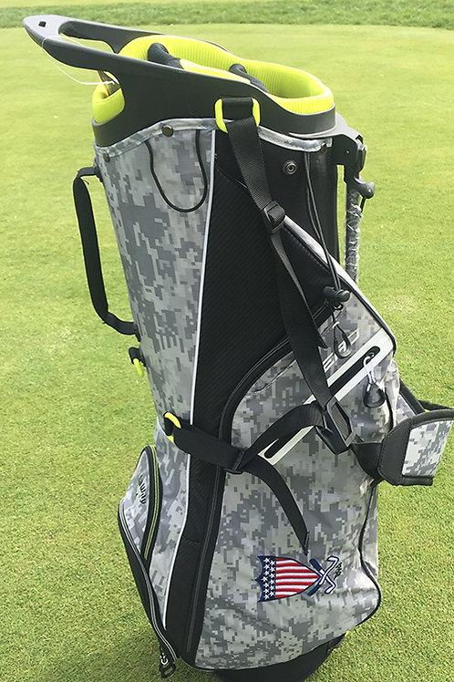 CALLAWAY Hyperlite Zero Double Strap Stand Bag