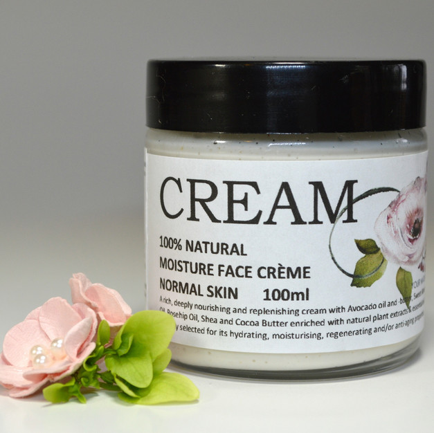 FACE CRèME - NORMAL SKIN