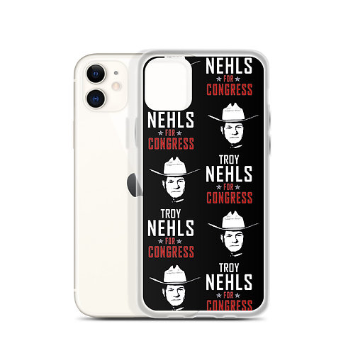 Nehls for Congress iPhone Case